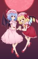 Touhou: Feather by paper-hero
