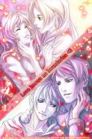 Love Knows no Boundaries by yuumei