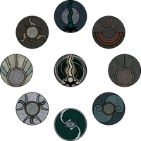 Reaver symbols from Legacy of Kain: Defiance by kriss80858