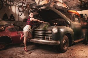 Chevrolet 3100 (V) by klapouch