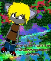 Future Annebeth by chiinferno