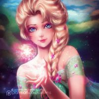 [cm] Frozen Fever by Axsens
