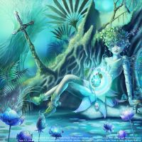Dryad by Takamine-t