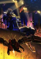 Soundwave Superior. by zibanitu6969