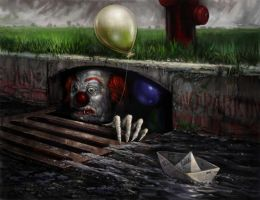 We All Float Down Here by jhuertajr