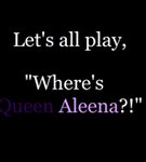 Where's Aleena (Animated GIF) by MetroXLR99