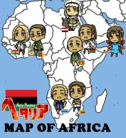 APH: Map of Africa by Zal001