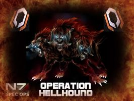 OPERATION HELLHOUND by madmick2299