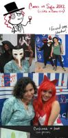 .:Comic-Con:. Lorena-Canas Adventures by cArDoNaNaVaS