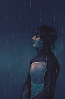 Raindrops by hyperionwitch