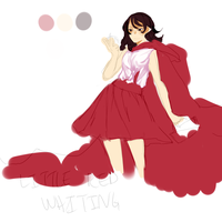 Little Red Whiting Hood by candyswirl-loli