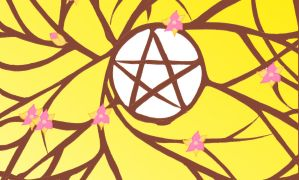 Pentacle of Nature by EmotionalFireball
