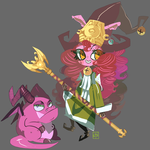 COM:Dragon Trainer Lulu by pikagirl65neo
