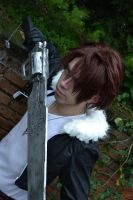 FFVIII: Ready to fight by kura-and-something