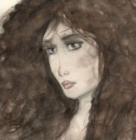 The Wild Thing of Gormenghast- Coloured by ShadyHathor