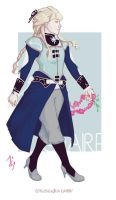 Claire Lungberg: Tales of Heroines by tintoraneko