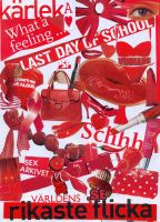 Red Collage by froet