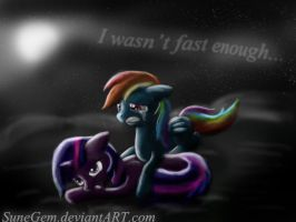I Wasn't Fast Enough... by SuneGem
