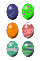 Irken Egg Adopts! CLOSED by Niao-GIW