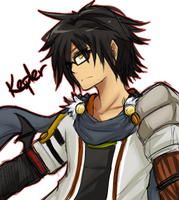 Elsword - The Lord by himichu