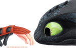 httyd2 alternative end by Mioumioune