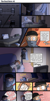 The Real Hero #8 by MrDataTheAwesome