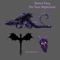 Tainted Fang reference 1 by Hndz