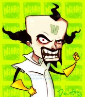 Vil Mnth - 22 - Neo Cortex by DrewGreen