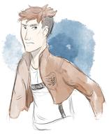 Sulky Jean by Fae-Puppy