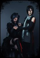 Lord and butler by Prince-Lelouch