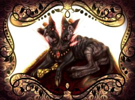 SELLING ROYAL CERBERUS CREATURE POINTS AND MONEY by Majinji