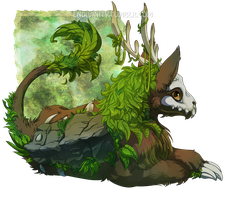 Woodland by Endivinity