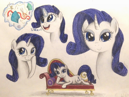 A Generous Amount of Rarity by TheFriendlyElephant