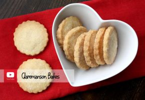 Shortbread Cookies (+recipe) by claremanson