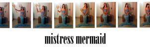 mistress mermaid pack by syccas-stock