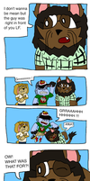 on My Week ends 1 page 9 by MagicArt1