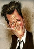 Michael Madsen by JeffStahl
