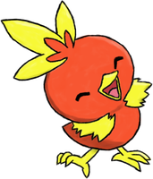 Torchic by TheSerotonin