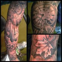 tattoos by Allan Rivera by Allan-Rivera-Tattoo
