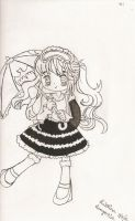 Gothic Lolita (incomplete) by guardianofmysanity