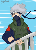 ~Master Kakashi~ by EspadaFreak