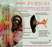 Aurical - Aritificial Ear by ChibiSofa