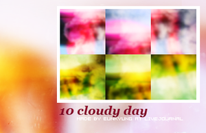 cloudy day by Bourniio