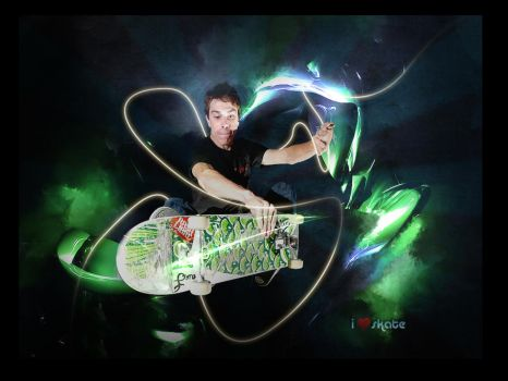I love skate by Grisu115