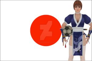 2014 World Cup: Japan's Representative by Stylistic86