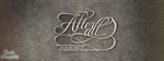 Typography ''After All'' by GenieDesigner