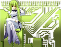 CC Code Geass Wallpaper by SpiritOnParole