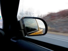 Objects In Mirror by nicktanski