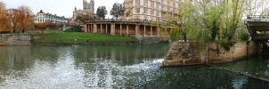 Bath Panorama by Eroha