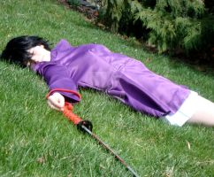 Exhaustion by Rukia1000
